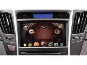 """New Power Acoustik P84snta12 2012 Hyundai Sonata 8"""" Touchscreen Monitor W/ Gps"""