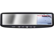 "Boyo Vtb45m 4.3"" Widescreen Touchscreen Rearview Mirror Monitor W/ Bluetooth"