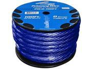 New Audiopipe Pw0100bl Blue 0 Gauge 100' Spool Oxygen Free Power Cable