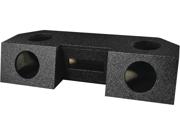 """New Q-Power Qatv650 Custom Atv Enclosure Quad 6.5"""" Speaker Openings & Radio Slot"""