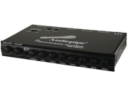 Audiopipe Eq707x 7 Band Parametric Equalizer With Subwoofer Sub Output