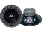 "New Pyle Pdmr8 8"" 360W Car Audio Midwoofer Mid Bass Speaker 360 Watt"