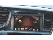 "New Power Acoustik P86optm 8"" Indash Widescreen Touchscreen Monitor W/ Gps"