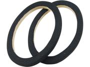 "NEW PAIR NIPPON RING69CBK 3/4"" WOOFER EXTENDER RINGS 6x9"" RINGS"