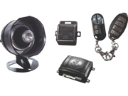 New K9 Omega K9mundialssx Vehicle Alarm System W/ Keyless Entry Anti Carjacking