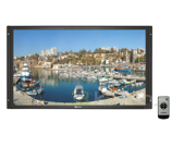 "TVIEW TRP25 25"" Raw Panel/Flat Screen LCD Car/Home/Computer Video Monitor"