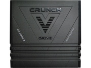 Crunch Dra8502 2 Ch 800W Car Audio Amplifier Amp 2 Channel 800 Watt
