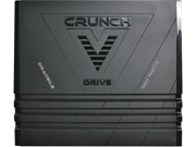 New Crunch Dra11502 2 Ch 1100W Car Audio Amplifier Amp 2 Channel 1100 Watt