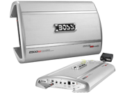 BOSS AUDIO CXX2502 CHAOS EXXTREME II CLASS A/B 2500W 2-CHANNEL MOSFET POWER AMP