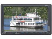 Lanzar - 7'' Double Din TFT Touch Screen DVD/VCD/CD/MP3/MP4/CD-R/USB/SD-MMC Card Slot /AM/FM