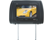 "Soundstorm Sh7cm 7"" Lcd Widescreen Car Headrest Monitor W/ Dvd Player"