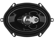 "NEW PAIR SPL AS573 5x7"" 250W 2 WAY CAR AUDIO SPEAKERS 250 WATT AS-573"