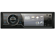 "New Power Acoustik Pdr340 3.4"" Single Din Lcd Media Play"