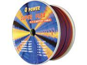 NEW QPOWER 10GA150FT 10 GA 150' SPOOL CAR AUDIO SUPER FLEX SPEAKER WIRE 10 GAUGE