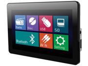 POWER ACOUSTIK PD-930B In-Dash Single DIN DVD AM/FM Receiver with 9.3-Inch Touchscreen Monitor and USB/SD Input