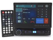 New Power Acoustik Pd-701B Car Audio Am/Fm Cd/Dvd Receiver Bluetooth Car Radio