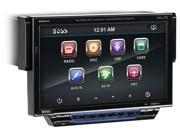 "New Boss Bv8972 7"" Touchscreen Single Din Cd Dvd Mp3 Usb Car Audio Car Radio"