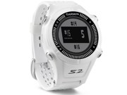 Garmin Approach S2 GPS Golf Watch - White (+$25 Mail-In-Rebate)