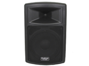 "Podium Pro Karaoke DJ Band PA Powered Active 10"" Pro Audio 500 Watts Speaker w/ RCA connections PP1003A1"