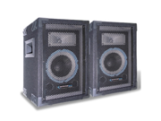 Technical Pro VRTX6PR Passive DJ Speaker Pair 1000 Watts New