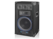 Technical Pro VRTX10 Passive 5 Way DJ Speaker 800 Watts New