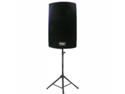 "Podium Pro 1 New Karaoke PA Band 15"" Pro Audio Powered Active 900 Watt Speaker and Stand DJ Set PP1502A1SET1"