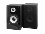 Technical Pro SPH6 Passive Stereo Bookshelf Speaker Pair 140 Watts New