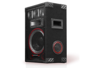 Technical Pro VMPR8 Passive 6 Way DJ Speaker 700 Watts New