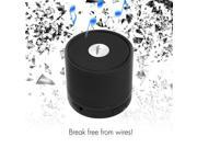 Frisby Mini Portable Rechargeable Hands Free Bluetooth Speaker w/ SD TF USB