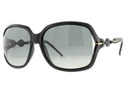 Gucci GG 3584/S 3GTAE Black Gold Sunglasses