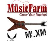 Dean ML XM Solid Body Electric Guitar - Mahogany Satin