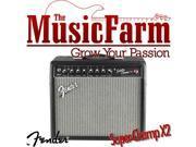 Fender Super Champ X2 15W Guitar Combo Amplifier - New