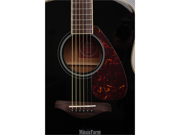 Yamaha FG720S Folk Acoustic Guitar, Black