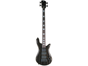 Spector Rebop 4 Deluxe 4 String Electric Bass Guitar - Gloss Zebra Wood