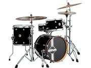 Ddrum Paladin Maple Speakeasy 4-Piece Drum Set Shell Pack - Piano Black