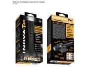 Inova T4R Rechargeable Professional Police LED 303 Lumen Lithium Flashlight  NIB UPC:094664023482 MPN:T4RQMDB-HB