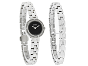 Citizen Eco-Drive Ladies Swarovski Crystal Element Bracelet Watch Set EX1080-64E