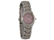 Citizen Eco-Drive Pink Silhouette Ladies Watch EW1170-51X