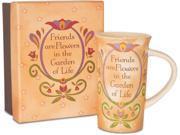 29045 Country Soul 10oz Ceramic Mug, 4.75in, Friend