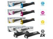 LD © Compatible Replacements for Konica-Minolta TN213 Set of 5 Laser Toner Cartridges Includes: 2 A0D7132 Black, 1 A0D7432 Cyan, 1 A0D7332 Magenta, and 1 A0D7232 Yellow