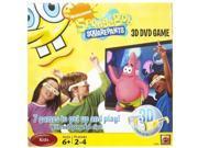 Spongebob Squarepants 3D DVD Game 7 Different Games