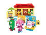 Mega Bloks Moshi Monsters Monster's House Building Set #80627 Poppet figure