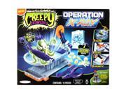 Creepy Crawlers Operation X-ray 15  Piece Set with 7 Glow Inserts Create Bugs