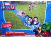 Swim Ways Marvel Heroes Big Bopper Water Slide 15' Water Tunnel