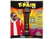 Pro Tunes I Am T-Pain Mic Beats Voice Change Microphone Records MP3 Compatible C
