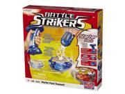 Mega Bloks Magnext Battle Strikers Starter Pack Set Motorized Tsunami Turbo Tops