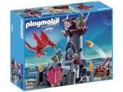 Playmobil Knights & Dragon Castle Large Playset 85 Pieces #5984