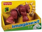 Fisher Price Imaginext Lost Creatures Gorilla Ape Walks