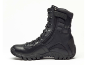 Belleville 960z Tactical Research Khyber Lightweight Black Side-Zip Boot  9W