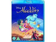 Aladdin Blu-ray [Region-Free]